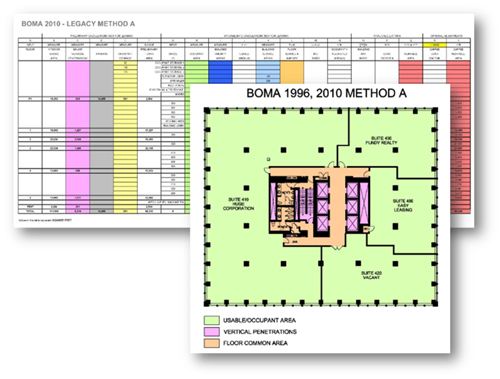 Space Database - Resources: BOMA standards, BOMA 1980, BOMA